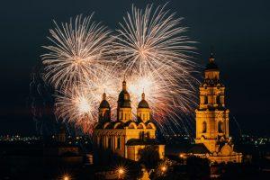 Астрахань вошла в пятерку лучших городов по празднованию Дня рыбака