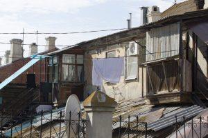 Более 5000 многоквартирных домов Астраханской области сильно изношены