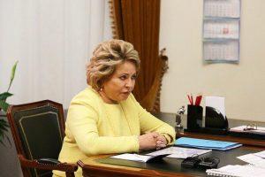Валентина Матвиенко: «Я вижу, как много проблем в Астраханской области»