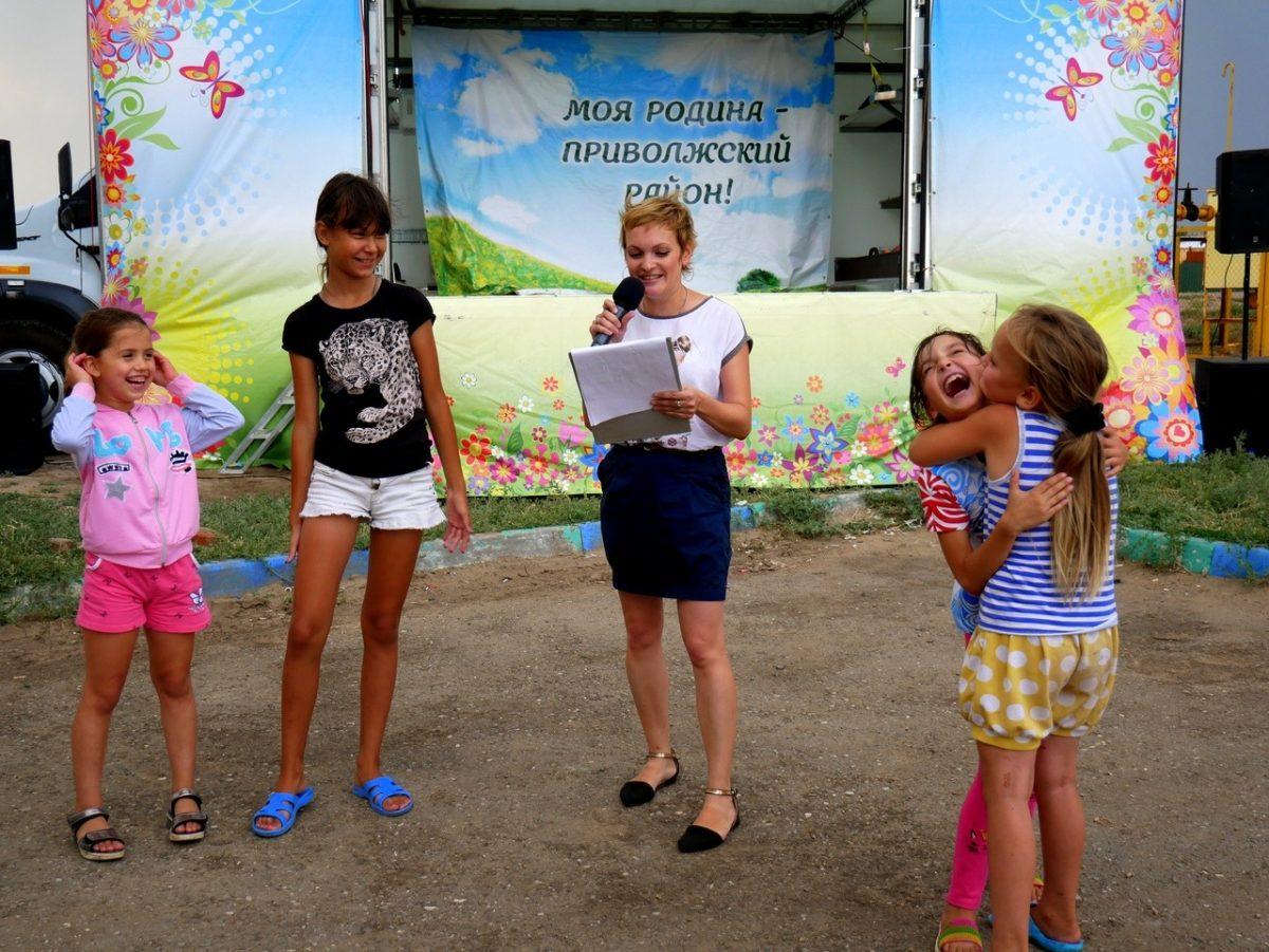 Автоклуб продолжает дарить праздник жителям Приволжского района