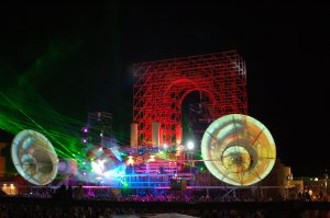 Администрация оштрафовала организатора шумной дискотеки на Городском острове