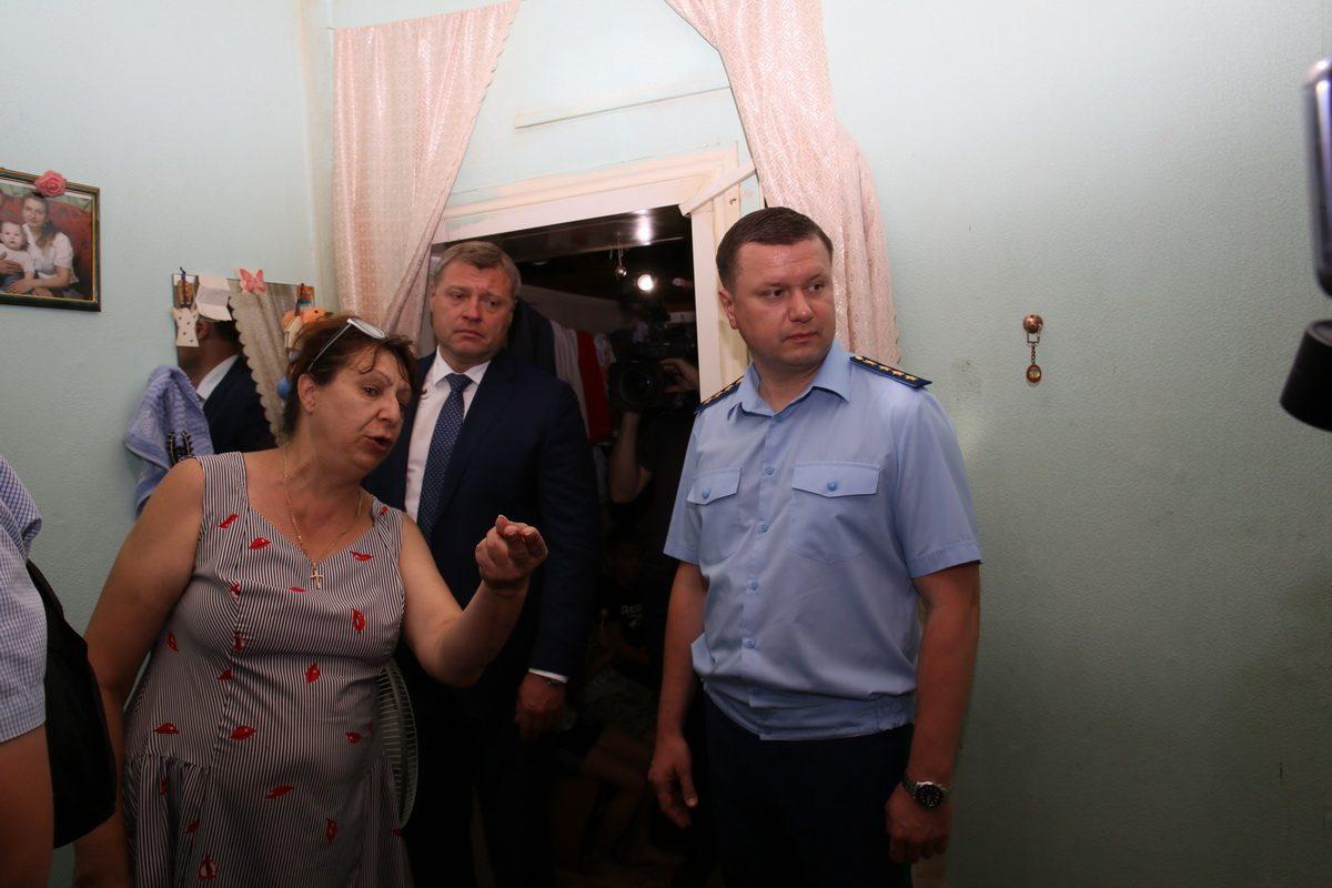 В Астрахань снова едет заместитель генпрокурора РФ Андрей Кикоть
