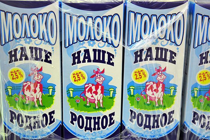Астраханский производитель молока попался на фальсификате