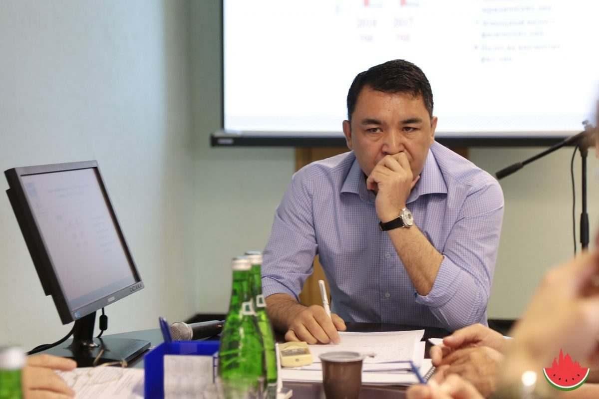 Арестован экс-глава правительства Астраханской области Расул Султанов