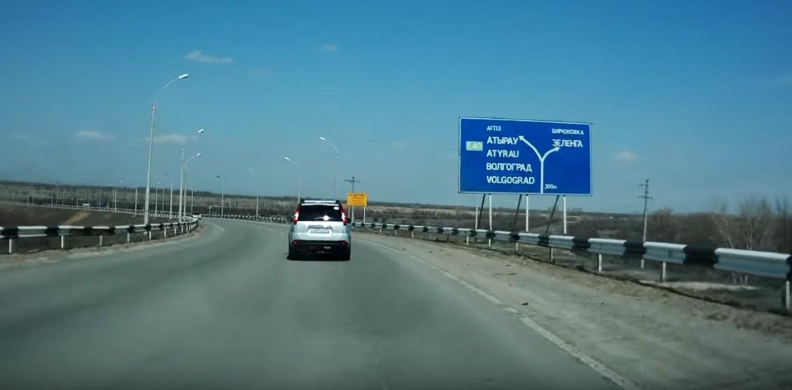 Есть ли жизнь за АКАДом: как Астрахань так и не окружили кольцевой дорогой