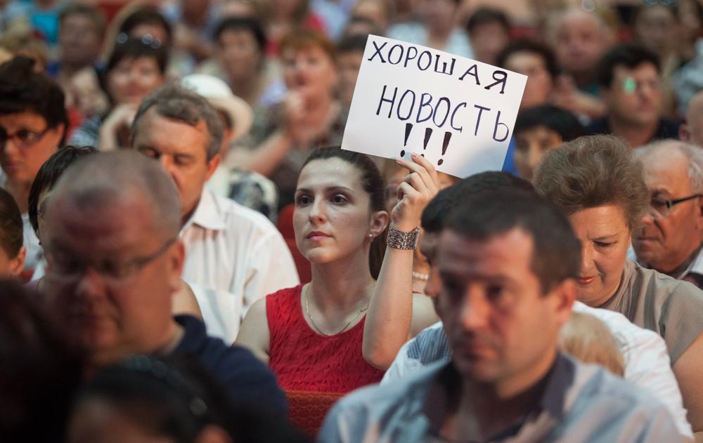 Чиновники увеличили прожиточный минимум россиян на 450 рублей