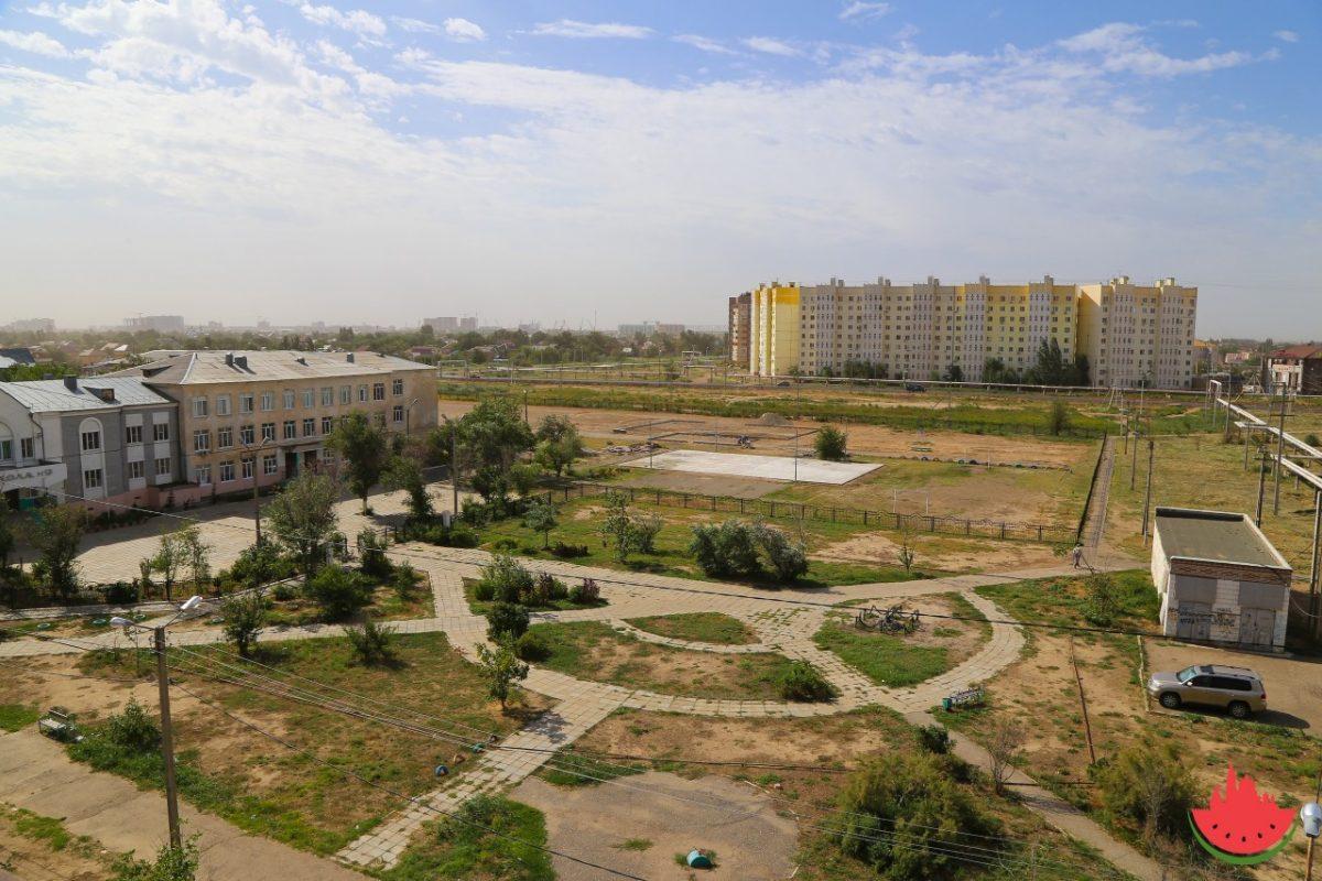 В Астрахани взялись за реконструкцию еще одного парка