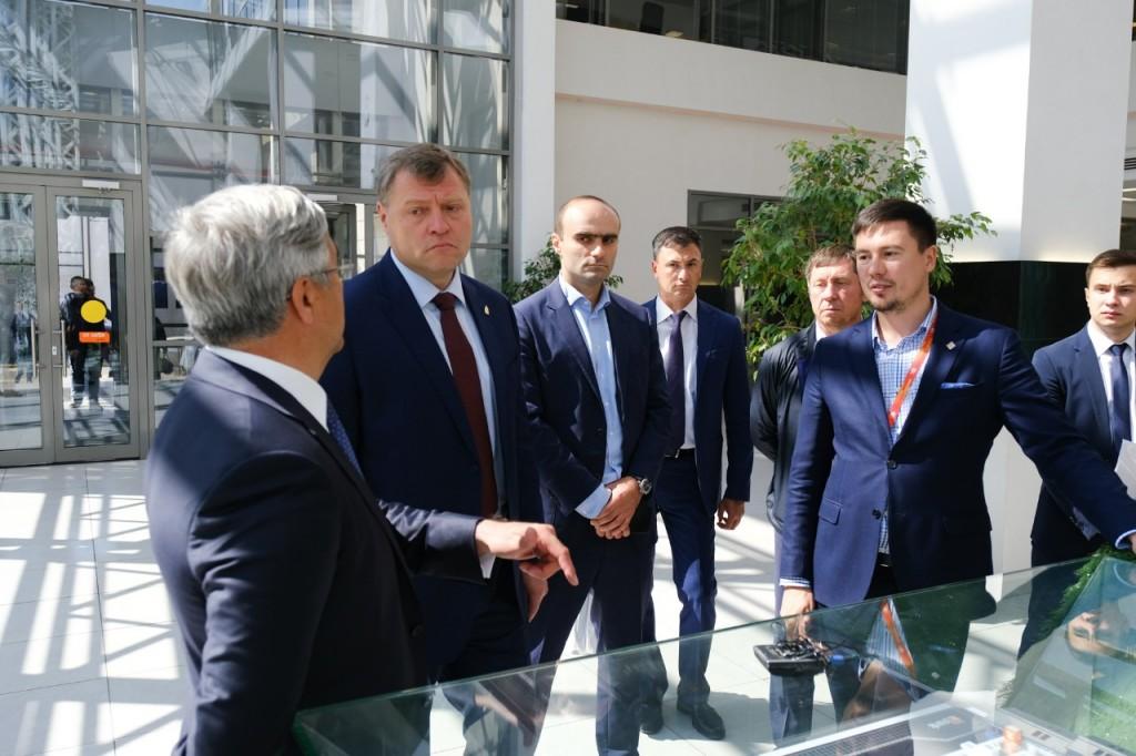 Врио главы Астраханской области: «У нас произошел серьезный отток специалистов»