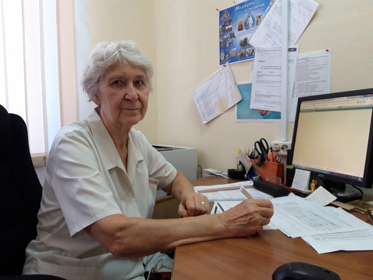 Врач-рентгенолог Наталья Евгеньевна Михайлова: «Для меня важно быть нужной моим пациентам!»