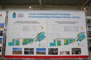 ОЭЗ «Лотос» станет производственным ядром коридора «Север-Юг»