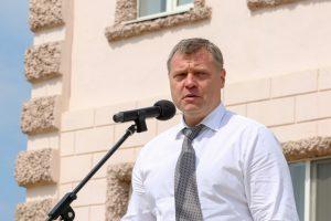 Губернатор Игорь Бабушкин принял участие в церемонии награждения лауреатов премии «Импульс добра»