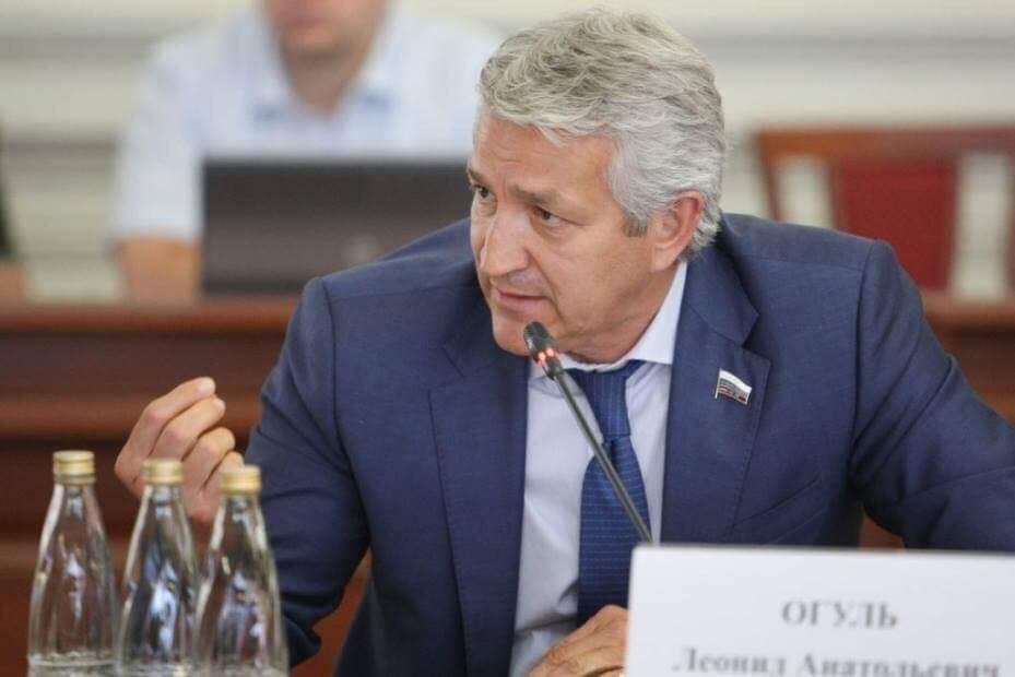 Леонид Огуль: Потребление спиртного вредит здоровью