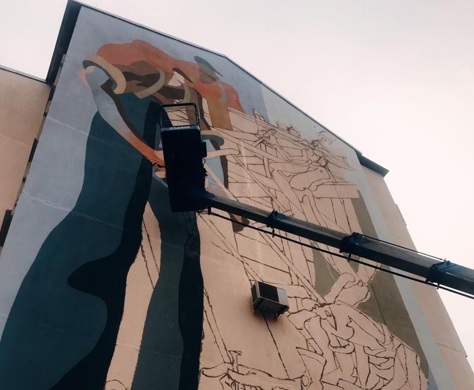Коммунальщикам нечего закрашивать: арт-фест «Чилим» в Астрахани отменили