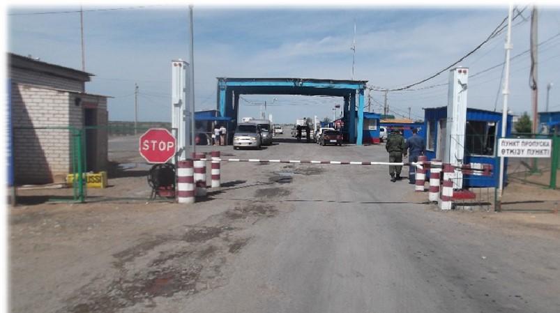 Из Астраханской области незаконно вывезли нефтепродуктов на 2,8 млн рублей