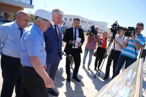 Центр водных и гребных видов спорта в Яксатово откроют до конца года