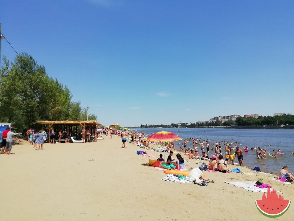 Больше 250 нелегальных пляжей выявили в Астраханской области