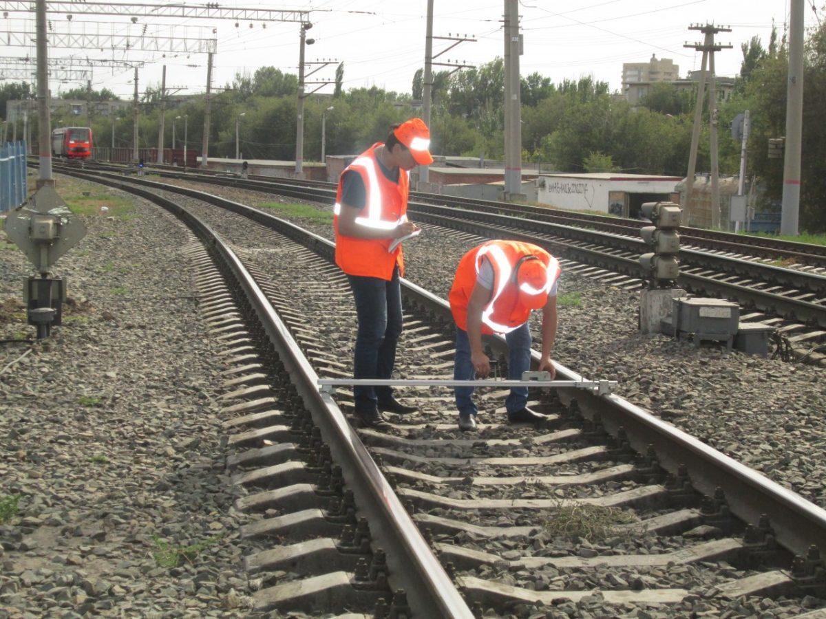 Контроль за состоянием инфраструктуры Астраханского региона ПривЖД усилен из-за аномальной жары