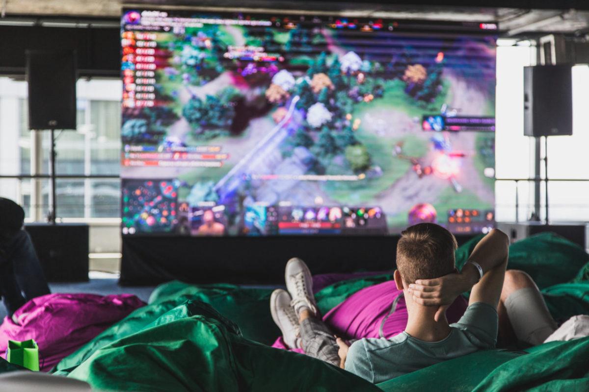 Фоторепортаж: МегаФон провел первый 5G-турнир по киберспорту в России