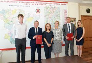 Жители северных районов Астраханской области смогут получать экстренную медицинскую помощь в Волгограде