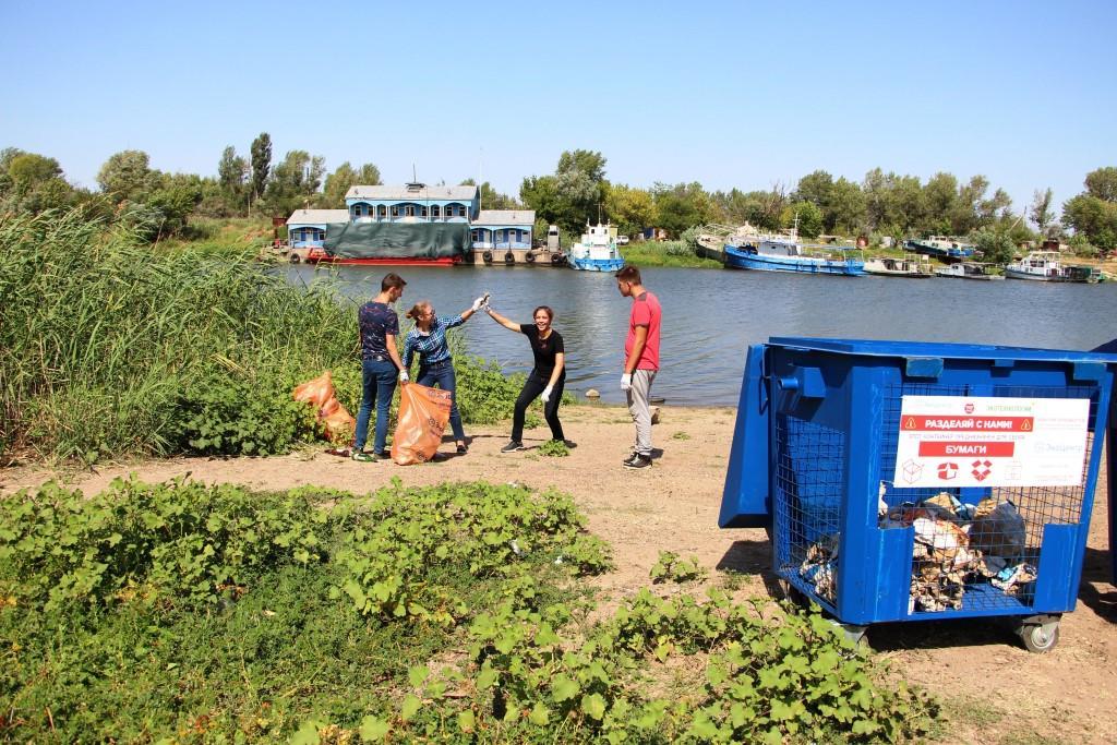 ООО «ЭкоЦентр»: Чистый берег – чистая вода