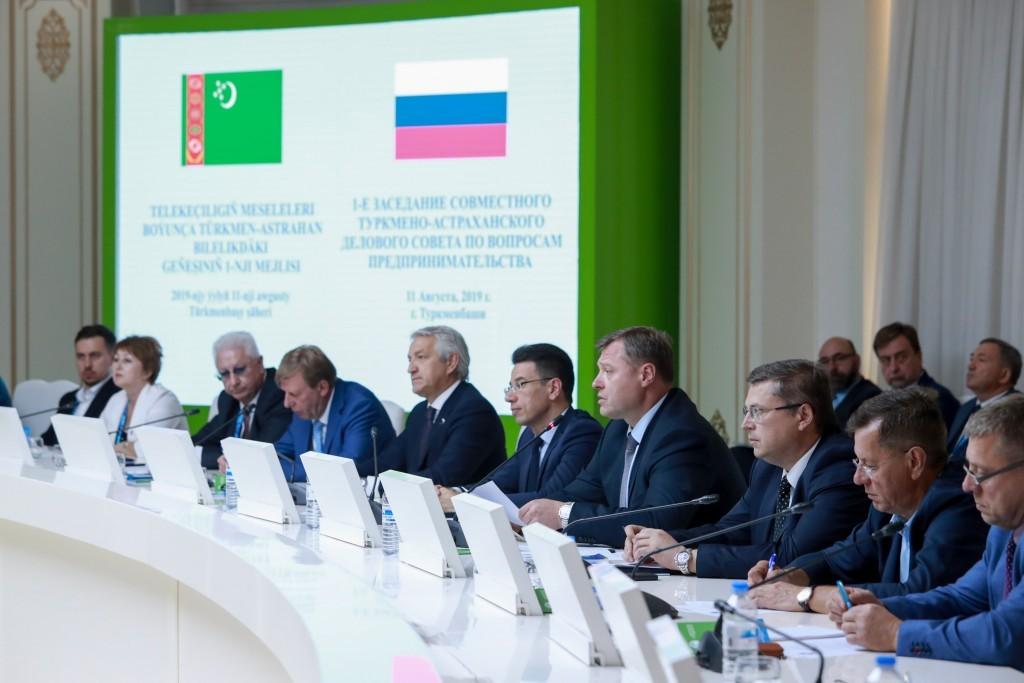 Властям Туркменистана предложили вновь подумать об открытии Торгового дома в Астрахани