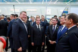 Евгений Маркелов: Интерес к ОЭЗ «Лотос» растет
