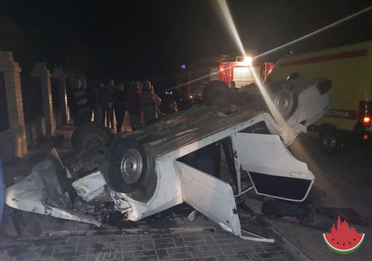 В Астрахани заметно выросло число пострадавших в авариях