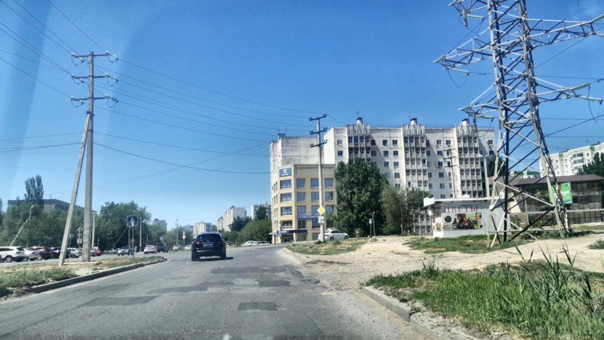Улицу Куликова в Астрахани пока не будут капитально ремонтировать