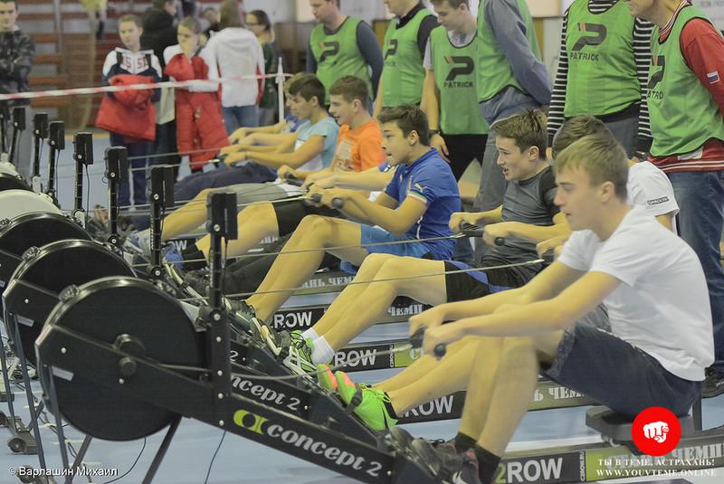 В Астрахани стартует новый сезон спортивного проекта на гребных тренажерах