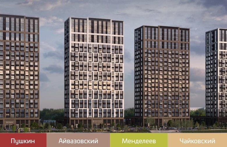 В центре Астрахани построят еще один модный жилой квартал