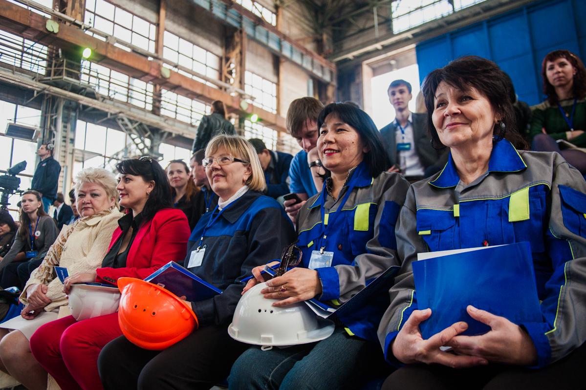 Массовый набор работников на «Красные Баррикады» начнется в декабре