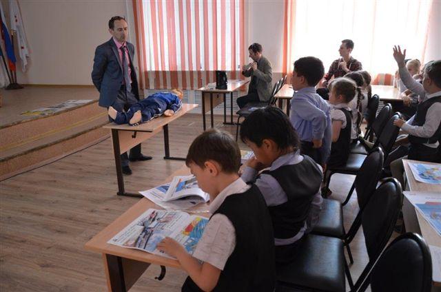 Месячник «Детская безопасность на железной дороге» стартовал в Астраханском регионе ПривЖД