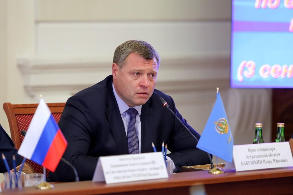 Кремль нацелен на особую поддержку врио главы Астраханской области на выборах