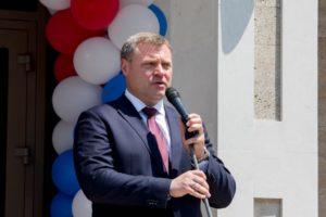 Игорь Бабушкин отрепетировал свою инаугурацию