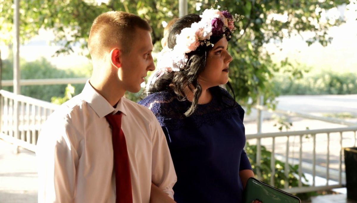 Свадьбу в Ахтубинске покажут в популярной передаче канала «Пятница»