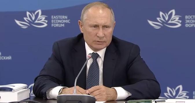 Путин назвал придурками тех, кто считает Дальний Восток ненужным стране