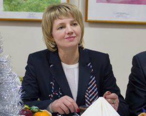 Астраханский министр культуры Галина Зотеева ушла с благодарностью к Игорю Бабушкину
