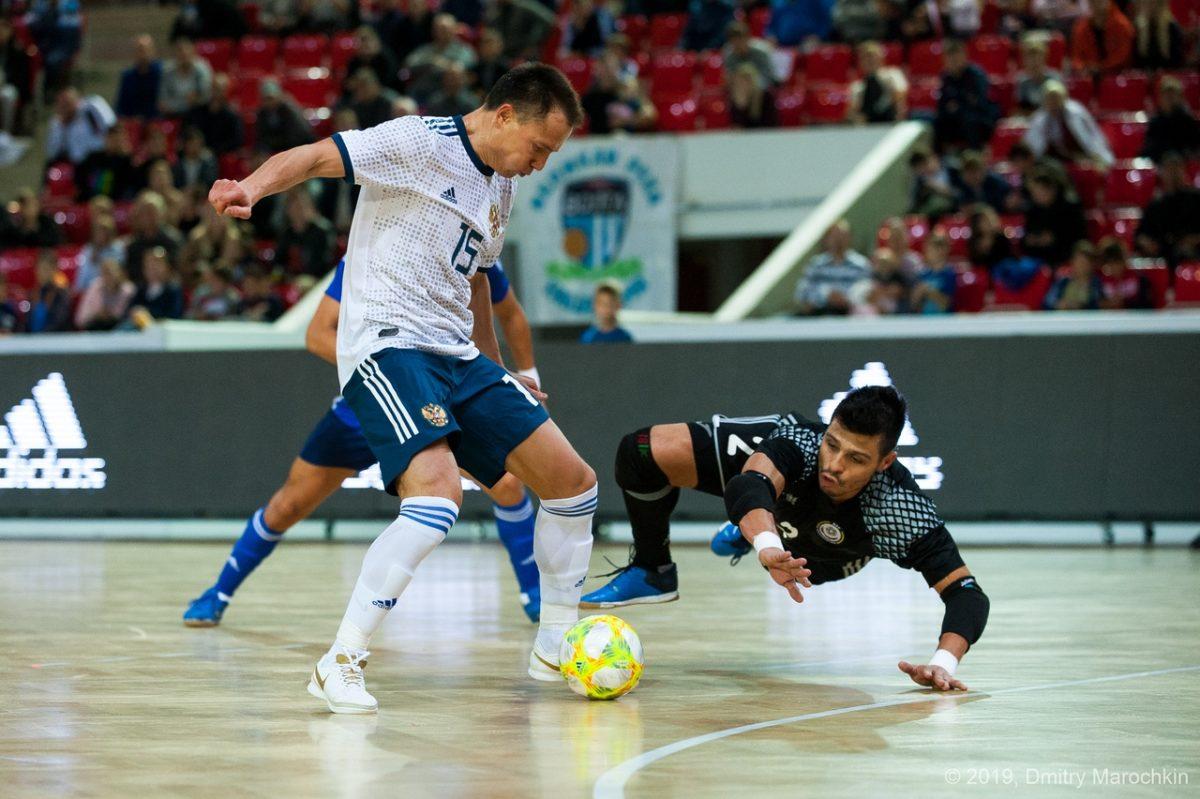 В Астрахани стартовал «Кубок Каспия – 2019» по мини-футболу