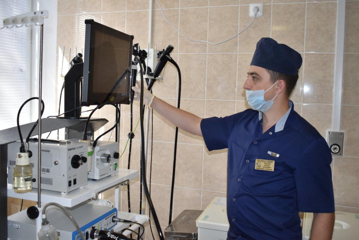 В ОДКБ стало возможным проведение гастростомии