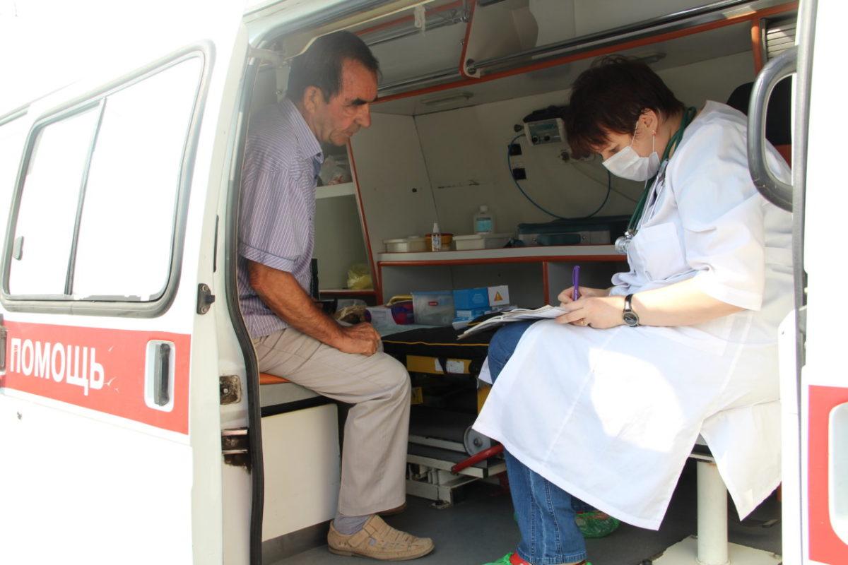 В Астрахани начали делать бесплатные прививки от гриппа