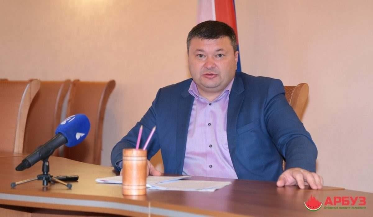 Министр сельского хозяйства Астраханской области ушел в отставку
