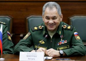 Сергей Шойгу назвал главную угрозу России