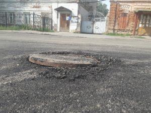 Крик души: как в селе Капустин Яр дорогу «отремонтировали»