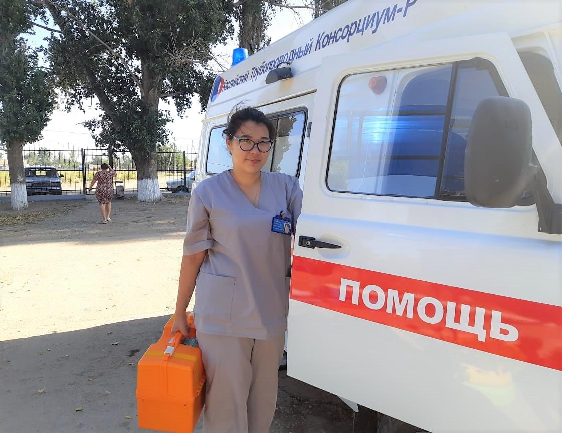 Целевики пополнили коллектив Енотаевской районной больницы