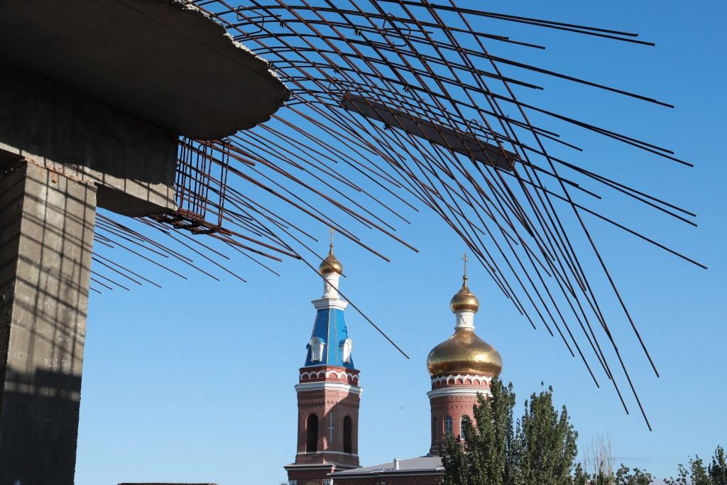 Астраханцы собирают подписи за сквер на Селенских Исадах