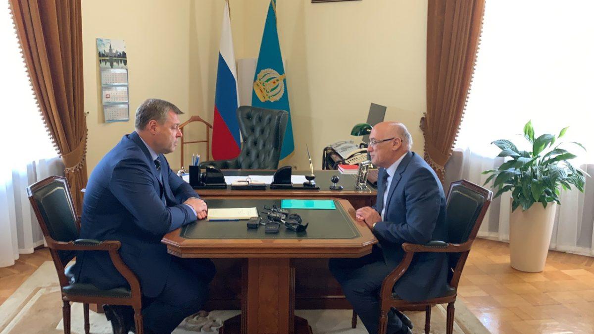 Явка на выборах в Астраханской области составила 33%