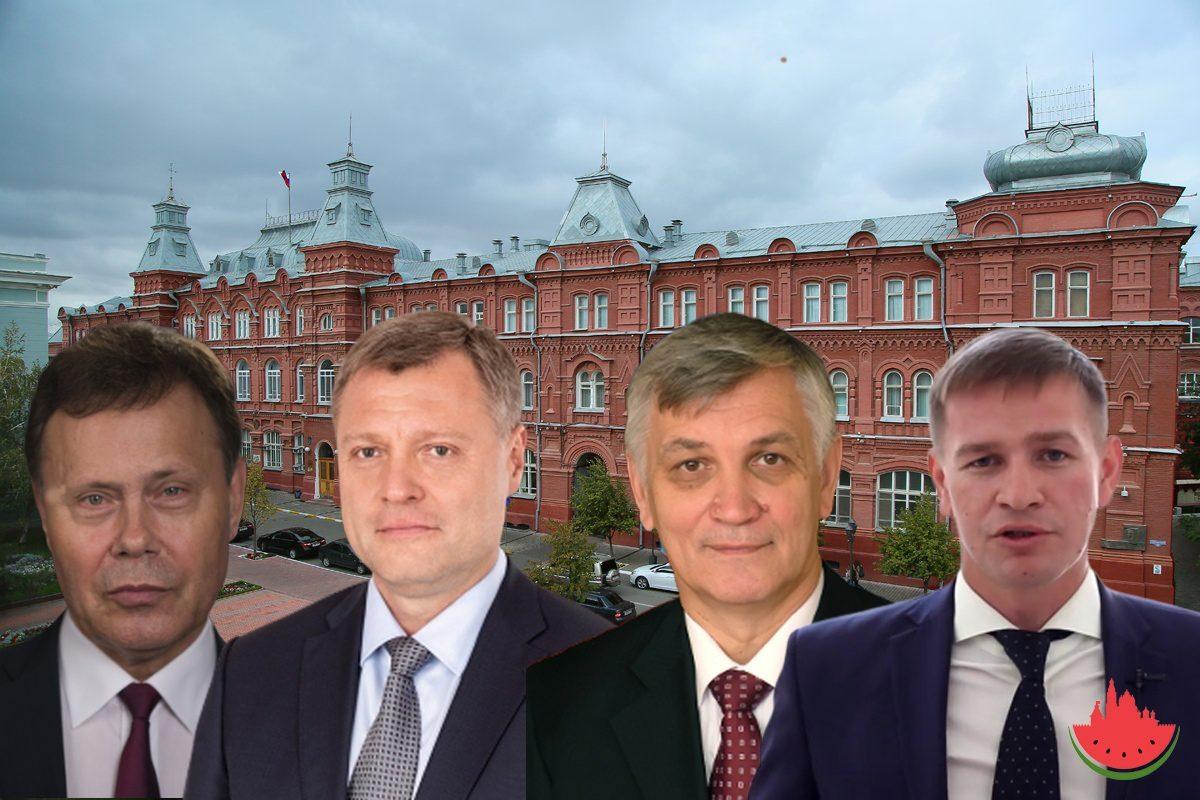 Кандидаты в губернаторы Астраханской области завершили серию дебатов в прямом эфире