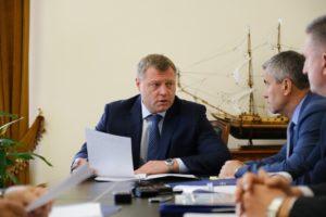Игорь Бабушкин взял на контроль строительство психоневрологического интерната