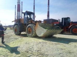 В Астраханской области молодой парень погиб под ковшом экскаватора