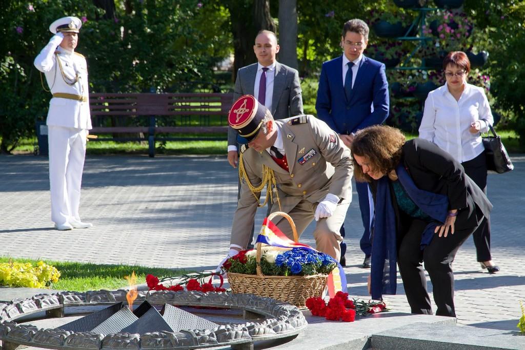 Посол Франции в России приехал знакомиться с потенциалом Астраханской области